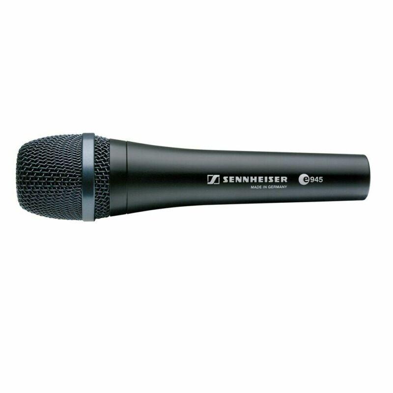Sennheiser E945 Supercardioid Dynamic Microphone Pro Audio
