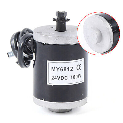 Dc 24v Electric Motor Brushed High Speed Controller For Small Electric Motor New