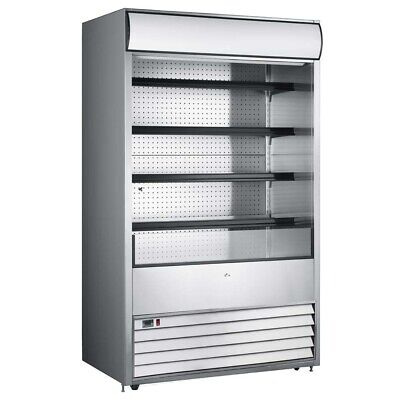 Marchia Mds48 48 Open Refrigerated Merchandiser Grab And Go Display Case