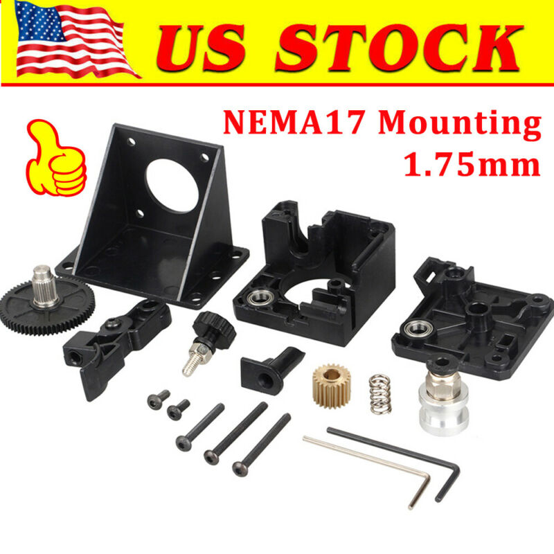 Titan Extruder Kits Nema 17 mounting For Bowden&Direct Mounting 1.75mm Hotend
