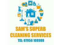 Sams Superb Cleaning Services