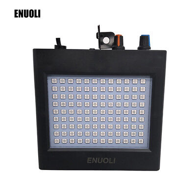 25W 108 White LED Strobe Lights Auto Sound Activated Remote Party Light Disco - Strobe Light Party