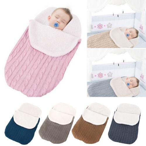 newborn child winter soft outdoor large blanket