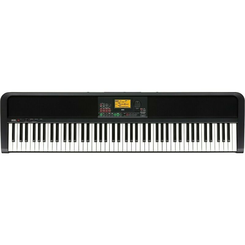 Korg XE20 88-Key Ensemble Digital Piano 194744160073 OB