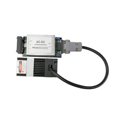 445nm 1w 1000mw Blue High Power Laser Tec Temperature Control Industrial Laser
