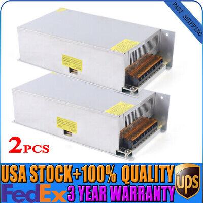 110v 220v To Dc 12v 50a 600w Switch Power Supply Adapter Led Strip Light 12 Volt