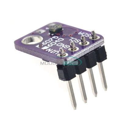 I2c 3.3v Digital Rgbw Color Sensor Veml6040 Breakout Module For Arduino