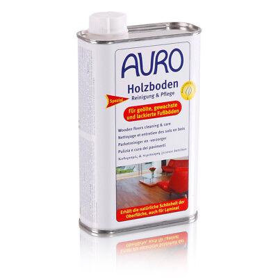 Auro Holzboden-Pflege aus natürlichen Rohstoffen, 0,5L,