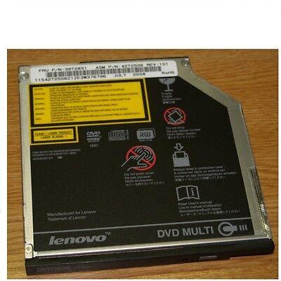 IBM Thinkpad Lenovo DVD Brenner T42 T60 T60p T61 T61p