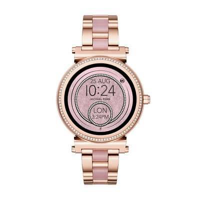 Michael Kors Access Smartwatch Rose Gold MKT5041 FACTORY REFURBISHED