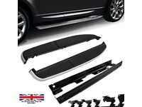 2X Running Boards//Side Steps for Land Rover Range Rover Sport 2005-2013 OE Style