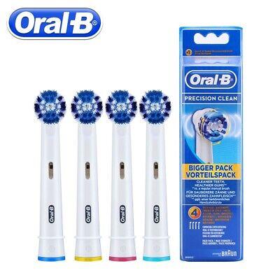 Recambio Oral-B Precision 4 Cabezal Repuesto Original Cepillo Dientes Eléctrico