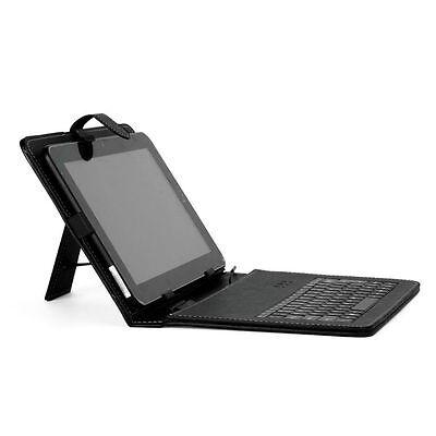 10 Zoll Tasche mit Tastatur für Tablet - Deutsch QWERTZ - Hülle - f. ACEPAD A121