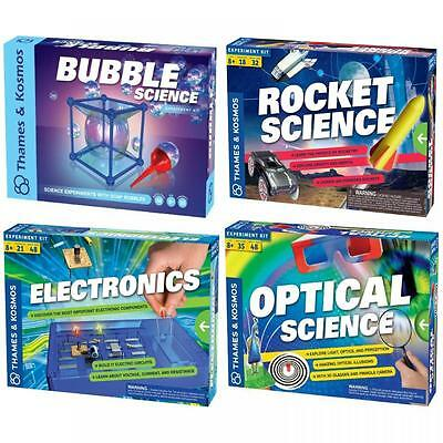 THAMES & KOSMOS SCIENTIST SCIENCE LAB EXPERIMENTS BOX SET CHILDRENS KIDS TOY KIT