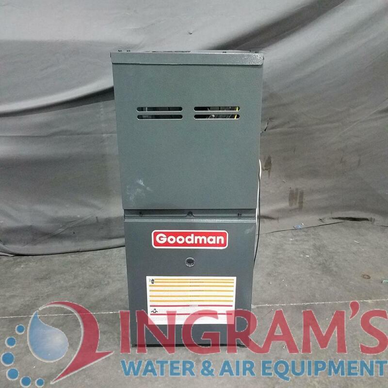 Scratch & Dent-27241- 60k BTU 80% AFUE Multi Speed Goodman Gas Furnace - Upflow/