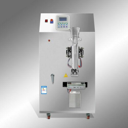 Automatic Liquid Packing Machine Bagging Form Fill Seal Sachet Machine