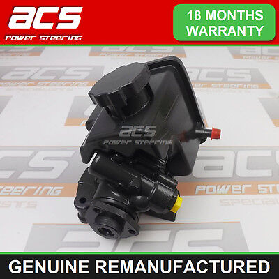 MERCEDES SPRINTER POWER STEERING PUMP 2.1 CDI 2006 TO 2010 - RECONDITIONED