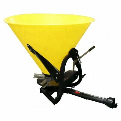 Category 1 3pt Pto Driven Fertilizer Broadcast Spreader For Crops And Farms