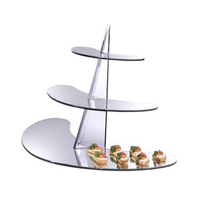 New Cupcakesushihors Doeuvresdessert Display Stand - Acrylic Shelf Rack