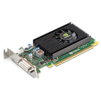 NVS 315 Nvidia Grafikkarte 1GB GDDR3, PCIe x16 - gebraucht - Topzustand