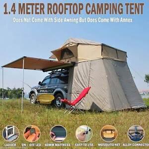 p Just The Summer Launch you need  1.4Meter Rooftop Camping Tent Ballarat Central Ballarat City Preview