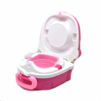 Toddler Kids Training Potty Children Toilet Portable Training Seat Travel Safe