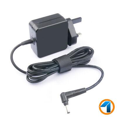 Para Lenovo Ideapad 100-15IBY N3540 Portátil Poder Cable Cargador Adaptador 20V