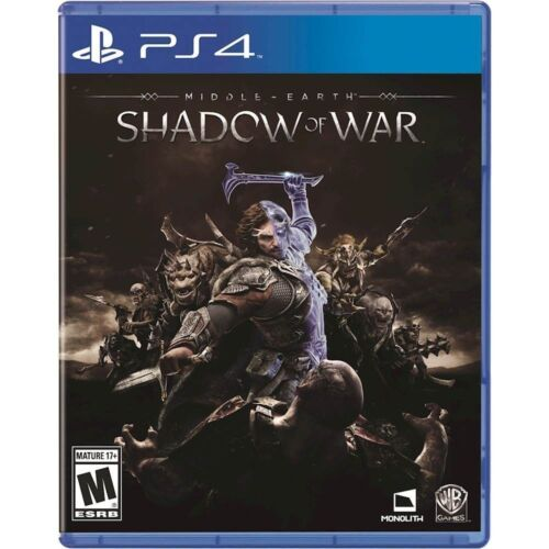 Middle-Earth: Shadow of War Gold Edition Xbox One 1000640758