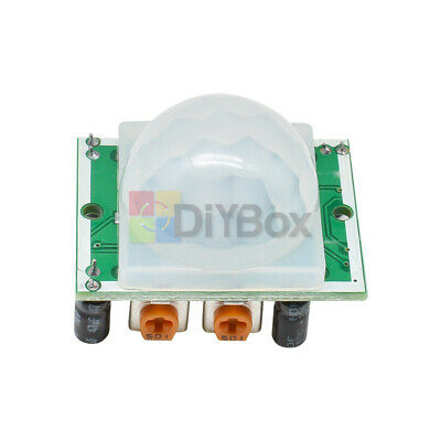 5x Hc-sr501 Ir Pyroelectric Infrared Pir Motion Sensor Module F Arduino Raspber