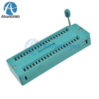 5pcs Multi-function Universal 40p 40pin Zif Zip Dip Ic Test Tester Board Socket