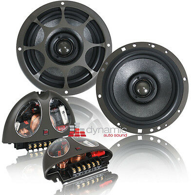 "Used, Morel Hybrid Integra 602 Car Audio 6.5"" Coaxial Speakers 2-Way 600W New for sale  Shipping to South Africa"