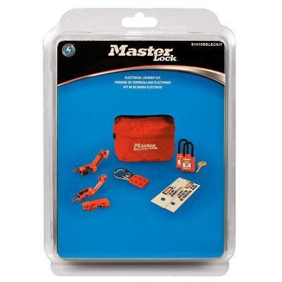 Electrical Safety Lockout Kit With 2 406 Padlocks
