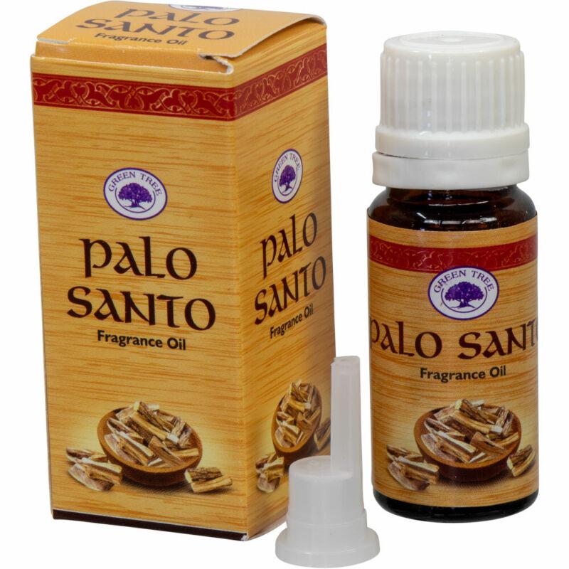 Relaxation Meditation Essential Oils - Palo Santo