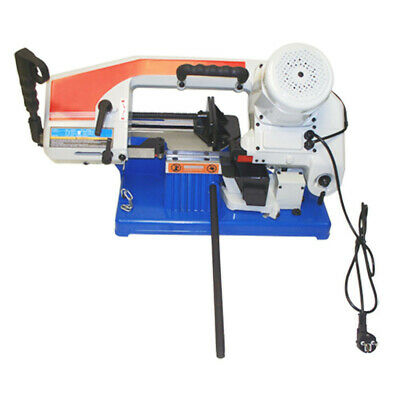 Portable 4 X 6 Metal Band Saw Cutting Cutter Round Square Rod 12hp 1430 Rpm