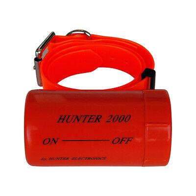 Hunting Dog beeper collar Hunter 2000  -