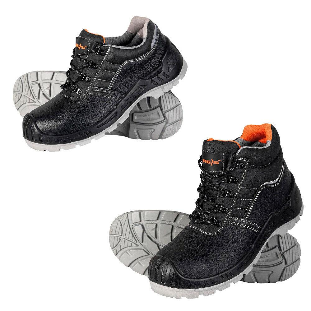 separation shoes 3bca1 1440d Arbeitsschuhe S3 Metallfrei Test Vergleich +++ Arbeitsschuhe ...