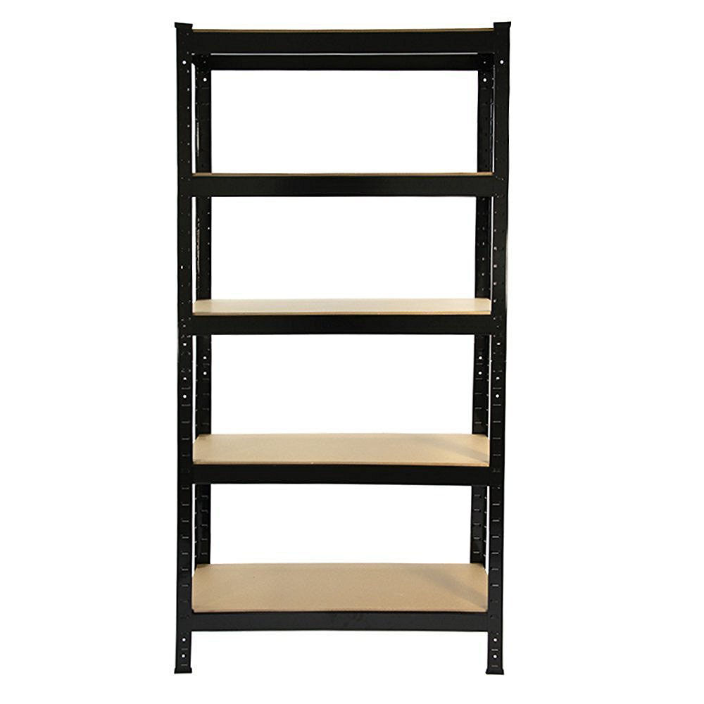 5tier regal st nder schwer dienst ohne schrauben aufbewahrung garage glashaus eur 35 20. Black Bedroom Furniture Sets. Home Design Ideas