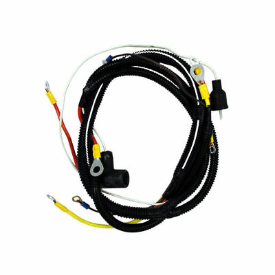 New Wiring Harness Replaces Oe On Ford Models 2n 8n And 9n Tractors