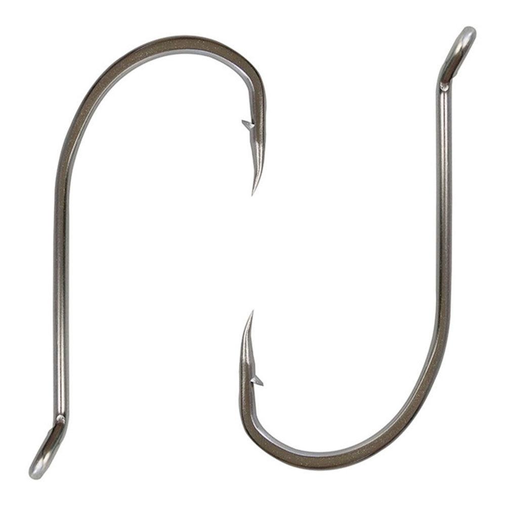 40Pcs Stainless Steel Octopus Beak Fishing Hook 92554 Sea Fish Hook Size 1//0-9//0