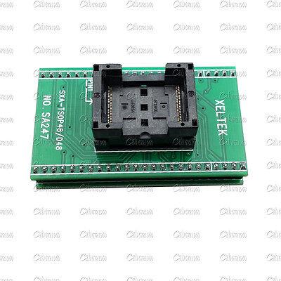 Tsop48 To Dip 48 Sa247 Ic Programmer Adapter Tsop48 Chip Test Socket