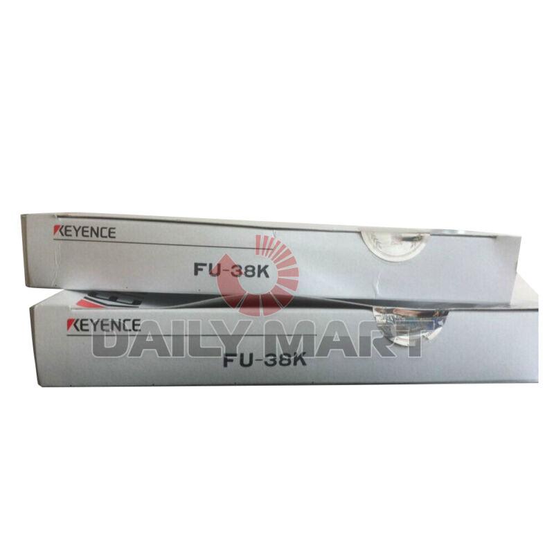 KEYENCE FU-38K FU38K Digital Photoelectric Limited Reflective Fiber Optic Sensor