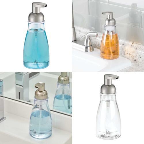InterDesign Foaming Soap Dispenser Pump, for Kitchen or Bath