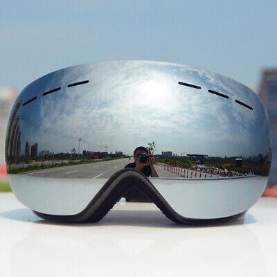 Ski Snowboard Goggles OTG Anti-fog Polarized Lenses UV Protection Snow Goggles