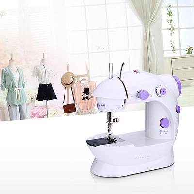 Anself Household Desktop Portable Smart Electric Hand Held Sewing Machine I6d0