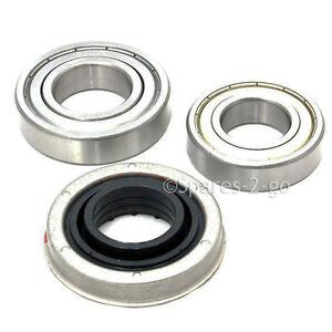 HOTPOINT Genuine Washing Machine Drum Bearing Kit 6206Z 6207RS 35mm C00202418