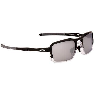 Oakley Plastic Frame Chrome Iridium Lens Unisex Sunglasses 0OO931493140556
