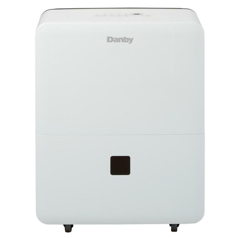 DANBY 30 Pint Dehumidifier with Automatic Defrost Control, A
