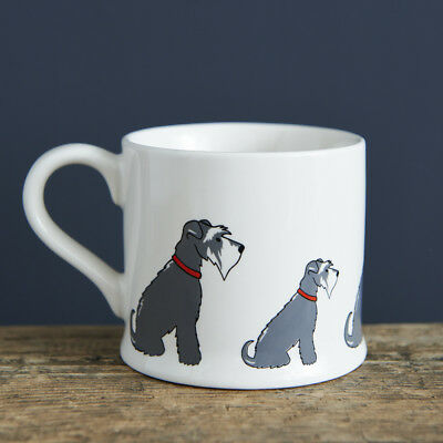 Sweet William SCHNAUZER Mug | Great Christmas Gift for Dog Lovers | FREE P&P