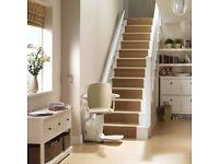 Stannah 600 straight stair lift