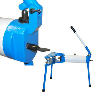 Portable Hydraulic Pipe Tube Bender 12 - 2 Inch Die 10 Ton Capacity